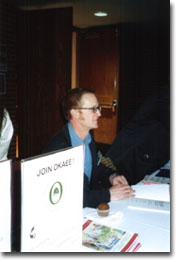 John Ryan Booksigning