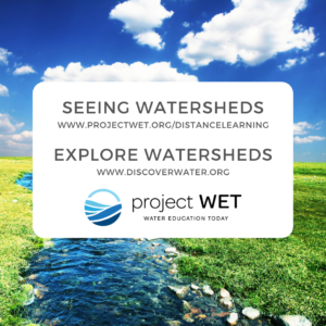 Seeing Watersheds Exploring Watershed Photo